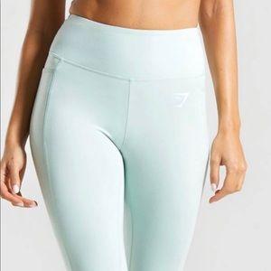 Gymshark dreamy pocket leggings pistacho